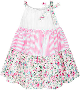 eaa84d9ec92f Bonnie Baby Baby Girls Tiered Floral-Print Sundress