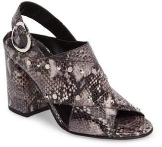 Topshop Nixie Block Heel Sandal