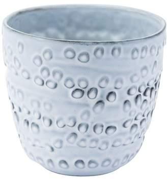 Bungalow Rose Jamari Circles Ceramic Pot Planter