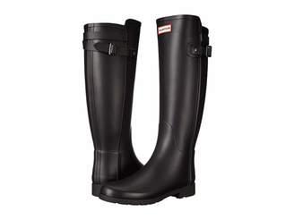 Hunter Refined Back Strap Rain Boots Women's Rain Boots