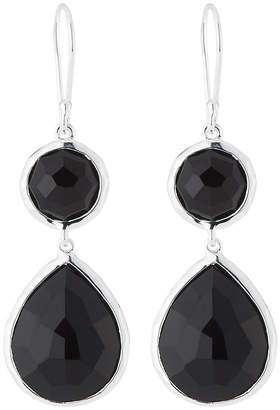 Ippolita 18k Lollipop Black Onyx Spiral Earrings 6ctuKe
