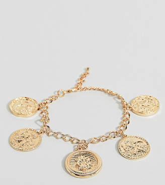 Liars & Lovers chunky chain coin bracelet