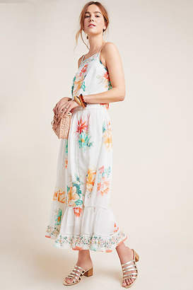 37affeb34905 Anthropologie Farm Rio for Lantanas Maxi Dress