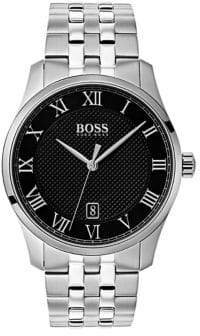 BOSS Master Stainless Steel Bracelet Watch
