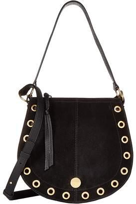 See by Chloe Kriss Small Suede Leather Hobo Bag Hobo Handbags