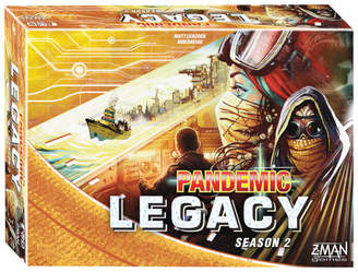 Asmodee Pandemic Legacy Season 2 - Yellow