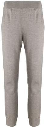 Hermes Pre-Owned tapered lounge trousers