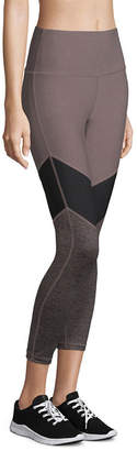 Xersion High Waisted Colorblock 7/8 Legging - Tall