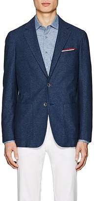 Canali Men's Cotton Two-Button Sportcoat
