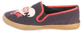 Tory Burch Amour Espadrille Flats