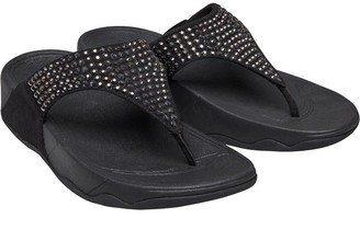 9ffc6c2ff98b73 FitFlop Toe Post Sandals For Women - ShopStyle UK