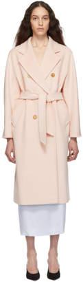 Max Mara Pink Madame Coat
