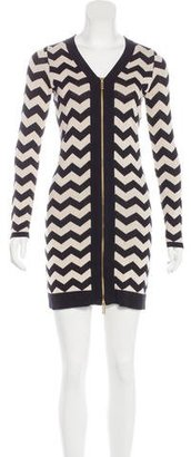 Alice by Temperley Patterned Sweater Dress $75 thestylecure.com