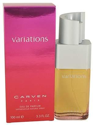 Carven VARIATIONS by Eau De Parfum Spray 3.4 oz