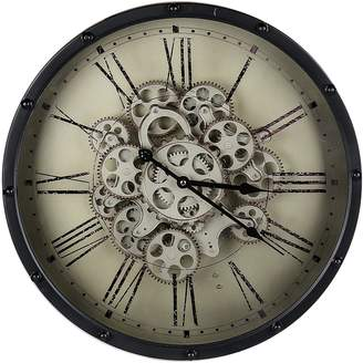 Phil Bee Interiors Roman Numeral 3D Wall Clock