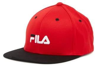 Flexfit FILA USA Heritage Flat Brim Baseball Cap