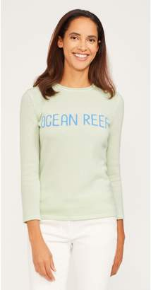 J.Mclaughlin Locale Ocean Reef Cashmere Sweater