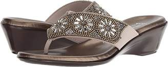 Italian Shoemakers Women's Lumene Wedge Sandal