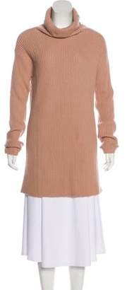 Valentino Wool-Blend Turtleneck Sweater