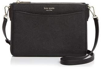 Kate Spade Medium Leather Clutch Crossbody