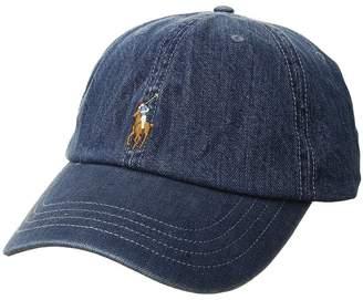 Polo Ralph Lauren Denim Classic Sport Cap Caps