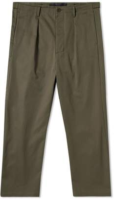 Valentino Cropped Tapered Cargo Pant