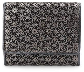 Hiroko Hayashi (ヒロコ ハヤシ) - ヒロコ ハヤシ GIRASOLE(ジラソーレ) 薄型ミニ財布