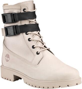 Timberland Jayne Double Buckle Waterproof Boot