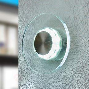 Effektvolle LED Außenwandleuchte DANA ru...