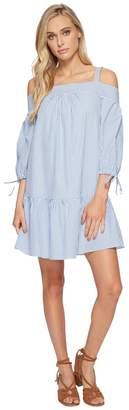 Kensie Candy Stripe Dress KS4K8215 Women's Dress