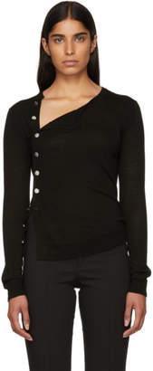 Altuzarra Black Minamoto Crewneck Sweater
