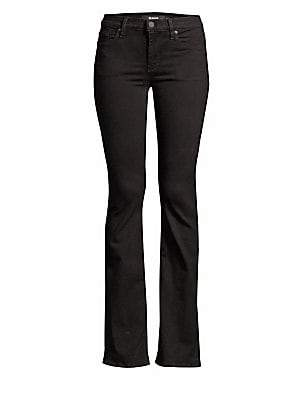 Hudson Jeans Women's Mid-Rise Bootcut Jeans