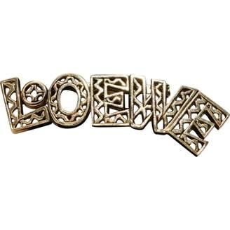 Loewe Pin & brooche