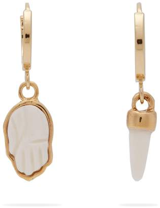 Isabel Marant It's All Right mismatched earrings