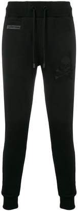 Philipp Plein drawstring waist trousers