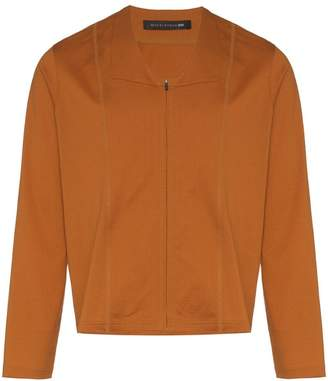 MACKINTOSH 0003 zip up cotton jacket