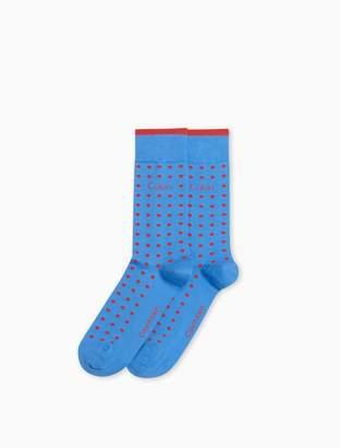 Calvin Klein tech cool birdseye dress socks