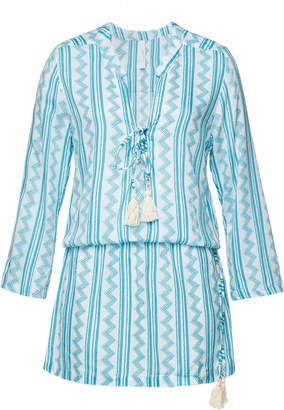 Cool Change coolchange Chloe Bora Bora Printed Tunic