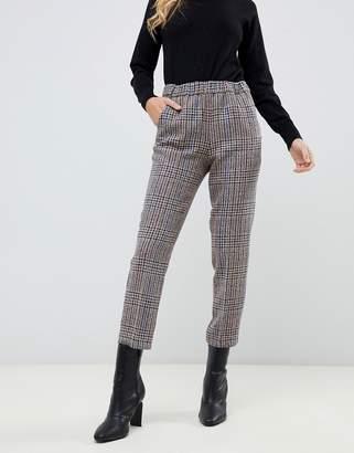 Sisley multi check tailored PANTS