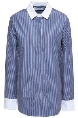 La Ligne Striped Cotton-poplin Shirt