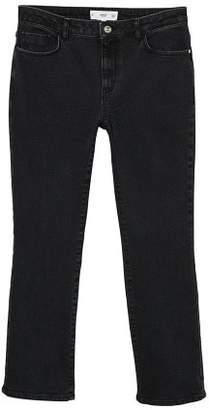 MANGO Straight cropped Jandri jeans