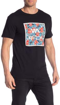 RVCA Paradise Valley Graphic Logo Tee
