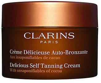 Clarins (クラランス) - [クラランス] クレーム デリシャス オート ソレイユ