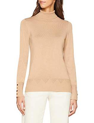 Dorothy Perkins Women's Roll Neck Jumper,(Size:)