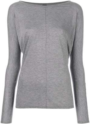 Alexandre Vauthier long sleeve T-shirt