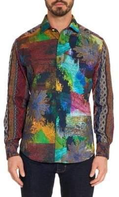 Robert Graham Riley's Dream Limited Button-Down Shirt
