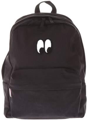 Vans Black Lazy Oaf Eyeball Backpack