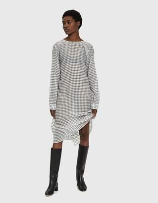 Need Aubrey Back Wrap Dress