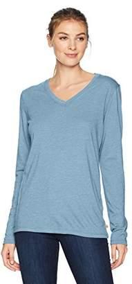 Carhartt Women's Lockhart Long Sleeve V Neck T-Shirt
