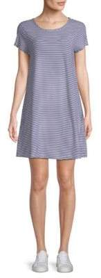 Vineyard Vines Striped Swing T-Shirt Dress